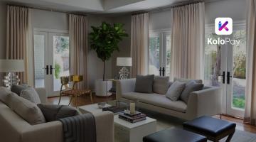 Start saving for furniture on kolopay